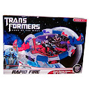 Transformers Rapid Fire Game