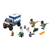 Lego Jurassic World Raptor Rampage - 75917