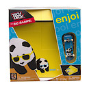 Tech Deck Panda Ramp with Skateboard