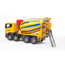 Bruder Scania R Series Cement Mixer Vehicle