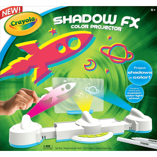 Crayola Shadow FX Colour Projector