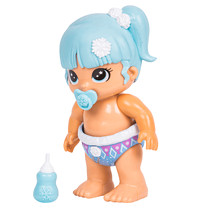 Little Live Bizzy Bubs Walking Baby Doll - Snowbeam