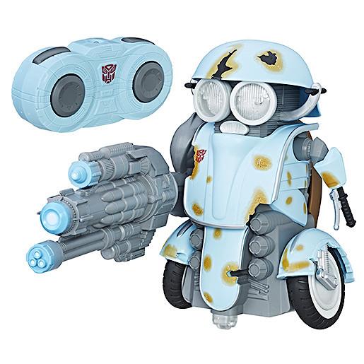 Transformers: The Last Knight Autobot Sqweeks RC