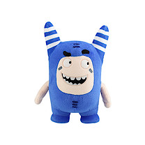 Oddbods 25cm Super Sounds Soft Toy - Pogo