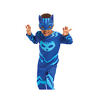 PJ Masks Cat Boy Hero Dress Up Costume (4-6 Years)
