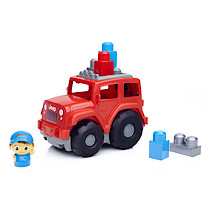 Mega Bloks Jeep - Lil' Off Roader