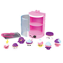 Shopkins Food Deluxe Packs - Cupcake Collection