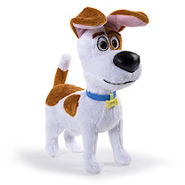 The Secret Life of Pets 15cm Soft Toy - Max