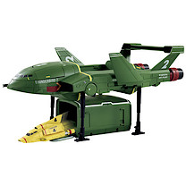 Thunderbirds Are Go - Supersize Thunderbird 2 with Thunderbird 4
