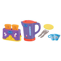 Peppa Pig Kitchen Breakfast Set