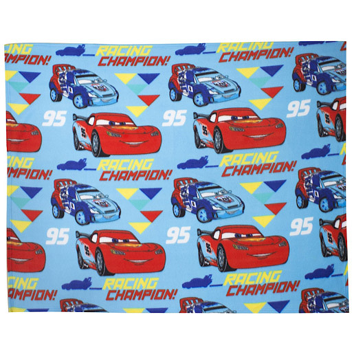 Image of Disney Pixar Cars Fleece Blanket