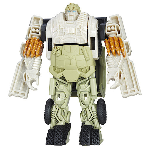 Transformers: The Last Knight 1-Step Turbo Changer Figure - Autobot Hound