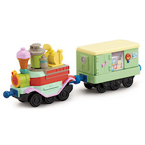 Chuggington Character Frostini's Ice Cream Cars Train Set
