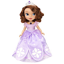 Disney Sofia The First Scale Fashion Doll