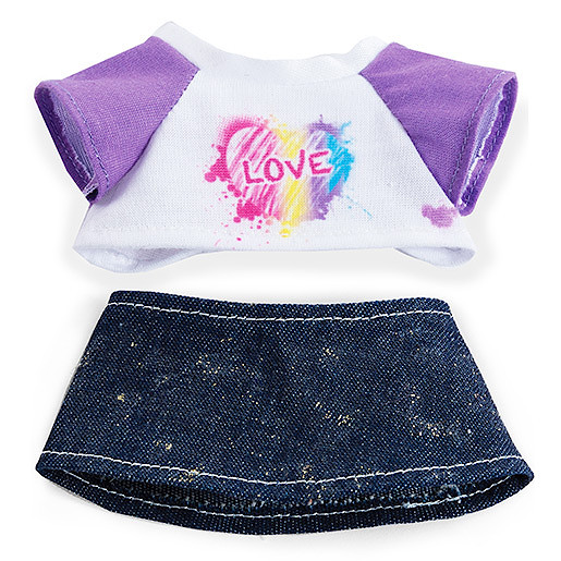 Image of Build-A-Bear Workshop Sassy Style Outfit
