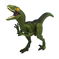 Mighty Megasaur Battery Operated Velociraptor