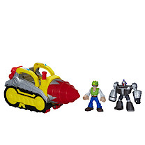 Playskool Heroes Transformers Rescue Bots - Rescue Drill