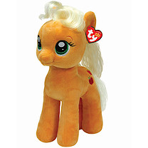 Ty My Little Pony Large Applejack Soft Toy