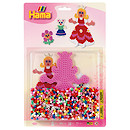 Hama Beads Starter Pack - Princess & Mouse