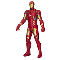 Marvel Avengers Age of Ultron Titan Hero Tech Iron Man Mark 43 Figure