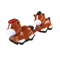 VTech Toot Toot Animals - Mummy and Baby Horse