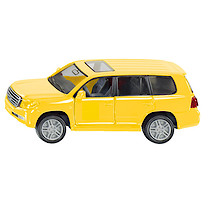 Die-Cast Toyota Landcruiser Vehicle