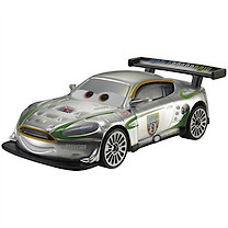 Disney Cars Metallic Finish Series - Nigel Gearsley Vehicle