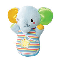 VTech Snooze & Soothe Elephant - Blue