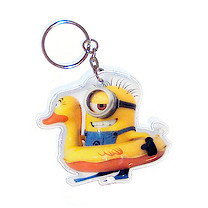 Despicable Me 2 Light Up Keyring