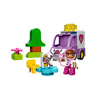 Lego Duplo Doc McStuffins Rosie the Ambulance - 10605