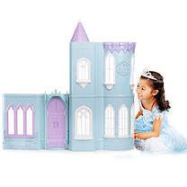 Moxie Girlz 96cm Princess Ice Castle Dolls House
