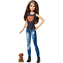 Barbie The Great Puppy Adventure Doll - Skipper