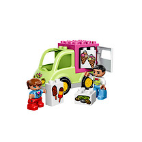 Lego Duplo Ice Cream Truck - 10586