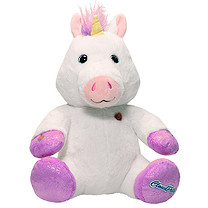 Cloud Pets 36cm Interactive Soft Toy -  Unicorn