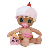 Lalaloopsy Babies Doll - Scoops Waffle Cone