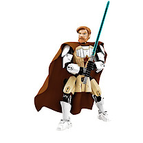 Lego Star Wars Buildable Obi-Wan Kenobi -75109