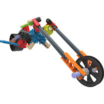 K'NEX Starter Vehicle Motorcycle Building Set