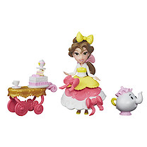 Disney Princess Little Kingdom Belle's Teacart Treats Set