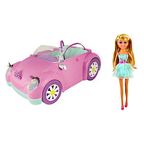Sparkle Girlz Doll with Sparkle Coupe Vehicle