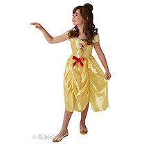 Disney Princess Fairytale Belle Dress - Medium (5-6 years)