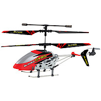 Bladez Gyro Remote Control 3 Channel Helicopter - Red