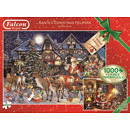 Falcon Santa's Christmas Helpers Puzzle