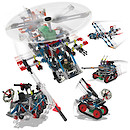 K'Nex Combat Crew 5 in 1 Building Set