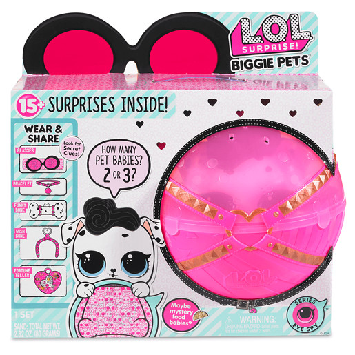 L.O.L Surprise! Biggie Pets - Dog