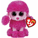 Ty Beanie Boos - Patsy the Poodle Soft Toy
