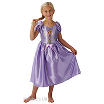 Disney Princess Fairytale Rapunzel Dress - Medium (5-6 years)