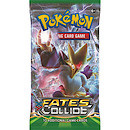 Pokemon XY10 Fates Collide Booster Pack (Styles Vary)