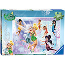 Ravensburger Disney Fairies Wings of Light XXL Puzzle - 100 Pieces