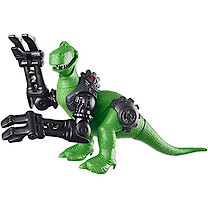 Toy Story That Time Forgot Battle Armour Rex Figure