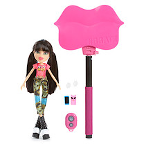 Bratz Selfie Stick and Jade Doll